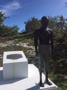 Pompey Statue-New