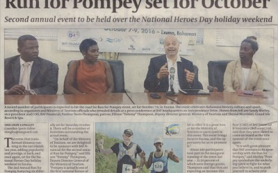 Run for Pompey set for October!
