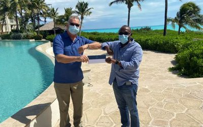 Exuma virtual race raises $12,000 for COVID relief, food, tablets